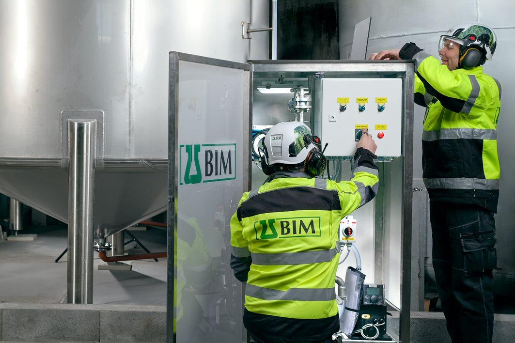 BIM Finland tuotanto